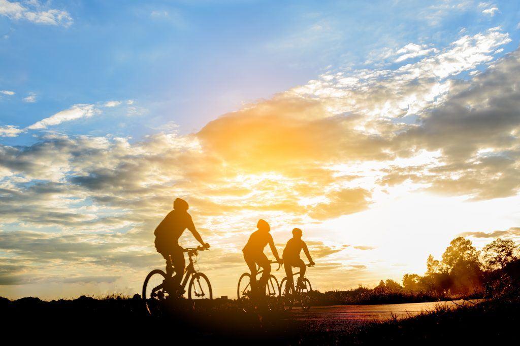 Recreatief fietsen in het Ketelwald